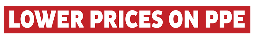 lower prices on ppe